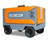 Bewegliche Dieselmotor-Schrauben-Luftverdichter SPD-(ursprüngliches SCY)
