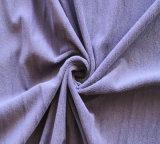 Tissu en velours de coton double coton 180GSM Tissu de velours de corail pour serviette de plage
