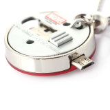 Teléfono de metal Mini USB Flash Drive USB stick de memoria USB resistente al agua