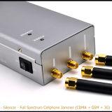 3 Blocker van het Signaal van de Telefoon van antennes 3G Mobiele