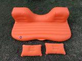 Premier matelas d'air de flocage mou gonflable extérieur pour le véhicule