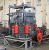 Hydraulische Kegel-Zerkleinerungsmaschine-Steinzerkleinerungsmaschine-Maschine, die Bergbau-gesamte Maschine zerquetscht