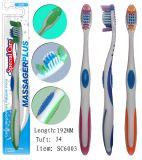 Brosse à dents simple bon marché d'emballage de sac d'OPP