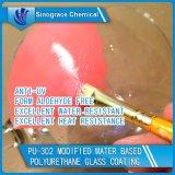 변경한 물은 기초를 두었다 폴리우레탄 유리제 코팅 (PU-302)의