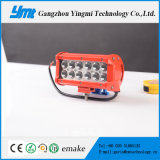 36W LED 건축 작동되는 램프, 크리 사람 LED 작동되는 램프