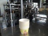 관례에 의하여 인쇄된 처분할 수 있는 음식 급료 수프 종이는 사발을 나른다