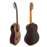 Поднятая гитара Smallman тавра Fretboard Aiersi классическая для сбывания