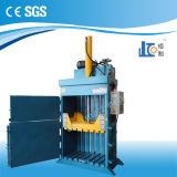 Máquina hidráulica Ves40-11075 Reciclaje de Residuos Baler