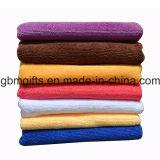 編まれたManufacter 100%の有機性綿の100%年の綿のジャカードテリーのホテル手タオル