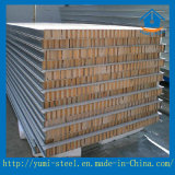 Leight Weight Paper Honeycomb Sandwich Panels for Operation Room / Lab