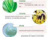 Gel d'aloès de douceur blanchissant la protection solaire d'hydratation réparant la crème de massage facial de crème de solvant d'acné