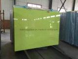 vidrio pintado brillante de 4m m para la decoración y los muebles