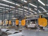 Overseas Service após-venda Serra de fio CNC Máquina de pedra mármore Serra de fio CNC/& Granito Cortar&máquina de corte