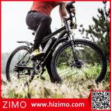 2017 Nouveau modèle Suspension intégrale vélo électrique de montagne