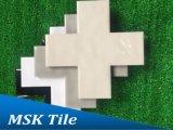 OEM verglaasde Ceramische DwarsTegel 150X150mm