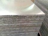Poids léger des matériaux de construction de panneaux alvéolaire en aluminium