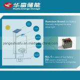 SMF Batería 12V40Ah libres de mantenimiento de la batería de la luz solar calle