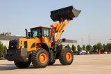 工学および構築機械装置の旗の車輪のローダーYx656