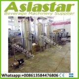 Planta pequena material inteira do tratamento da água da venda SUS304 com preço