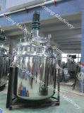 Depósito de emulsificación de mezcla de acero inoxidable para la leche
