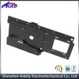 Peças de maquinaria de alumínio do CNC da elevada precisão para a automatização