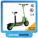 2015 nieuw Ce RoHS die 48V 1000W van de Aankomst de Elektrische Autoped van Twee Wiel voor Volwassene vouwen