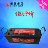 Bateria recarregável do armazenamento automotriz de MF200 (12V200AH) Dongjin Mf