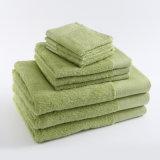 Toallas promocionales de /Hand del hotel/casero de la cara del algodón del baño 100%/
