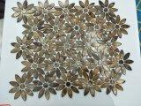 Het zoetwater Shell Mozaïek van de Kleur van de Kleurstof