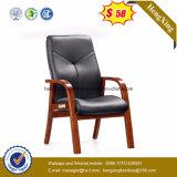 Стул встречи офисной мебели школы прочный кожаный (Ns-CF053)