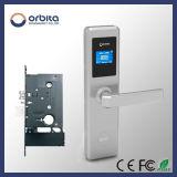Maniglia elettronica della serratura di portello di obbligazione della serratura dell'hotel dell'acciaio inossidabile di Orbita