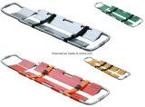 Het vouwen van Brancard van de Lepel van de Rugplank van de Noodsituatie de Plastic