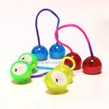 Sfera cambiante di lancio infiammante variopinta di irrequietezza della mano dei giocattoli del giocattolo delle sfere del LED di colore Relaxing adulto degli insiemi