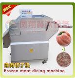 Cortadora congelada Fx-300 de la carne/cortadora congelada del cubo de la carne