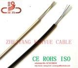 Câble fibre optique FTTH Bow-Type autoportant Drop 2 câble fibre optique de base