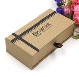 Contenitore di regalo impaccante dei monili del più nuovo di disegno del documento imballaggio del cartone