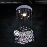 Crystal LED lámpara colgante lámpara lámparas halógenas Om88524