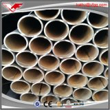 Tianjin는 검정에 의하여 니스로 칠한 ERW 탄소 강관을 제조했다