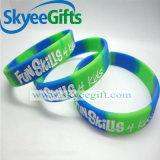 El Wristband modifica las pulseras barato grabadas del silicón para requisitos particulares