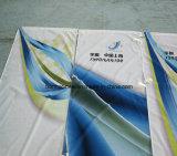 Tissu de polyester Couleur brillante bannières (SS-SF-88)