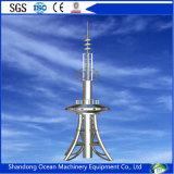 ISO9001 bestätigte Stahlbeleuchtung Polen, die vom hochfesten Stahl mit preiswertem Preis und guter Qualität gebildet wurden