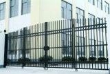 高品質の外部の機密保護の装飾的な金属の錬鉄の塀のゲート