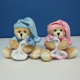 De Levering voor doorverkoop van het Stuk speelgoed van de Pluche van de Teddybeer van Kerstmis