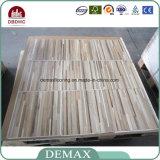 Plancher en bois antistatique de vinyle de feuille de l'effet 2017