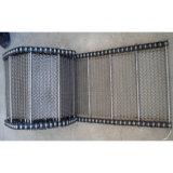 Cinghia per la trasformazione dei prodotti alimentari, fornace della rete metallica dell'acciaio inossidabile di trattamento termico