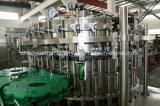 高出力の炭酸液体またはカクテルの充填機