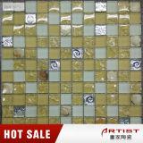 Fácil mosaico de cristal de design com mosaico de concha