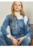 Куртка джинсовой ткани повелительниц способа одежд женщин вскользь