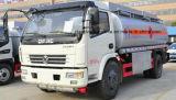 Dongfeng LHD Rhd 8kl caminhão tanque de combustível dos aviões de 120 CV Fueler Veículo