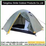Barraca de acampamento feita sob encomenda do turismo do fabricante de China do telhado